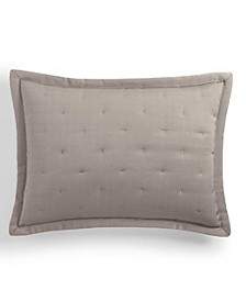 Honeycomb Trellis Quilted Standard Sham, Created for Macy's