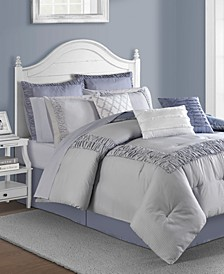 Morgan 14-Pc. King Comforter Set