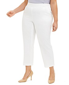 Plus Size Vanilla Ice Pull-On Pants
