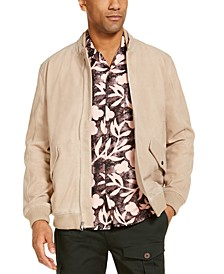 INC Men's Carlton Suede Jacket