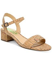 Ibis Concious Block-Heel City Sandals
