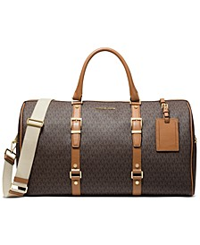 Bedford Legacy Leather Weekender Bag