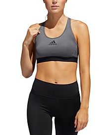 Women's Alphaskin Racerback Medium-Support Sports Bra
