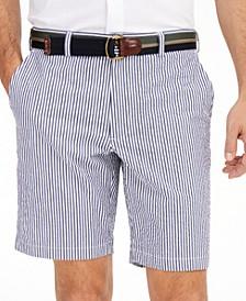 Men's Seersucker Shorts, Created for Macy's