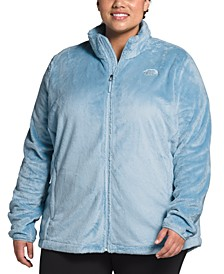 Plus Size Osito Jacket