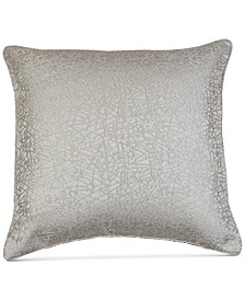 "Evelyn Jacquard 20"" x 20"" Decorative Pillow"
