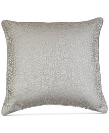 "THRO Evelyn Jacquard 20"" x 20"" Decorative Pillow"