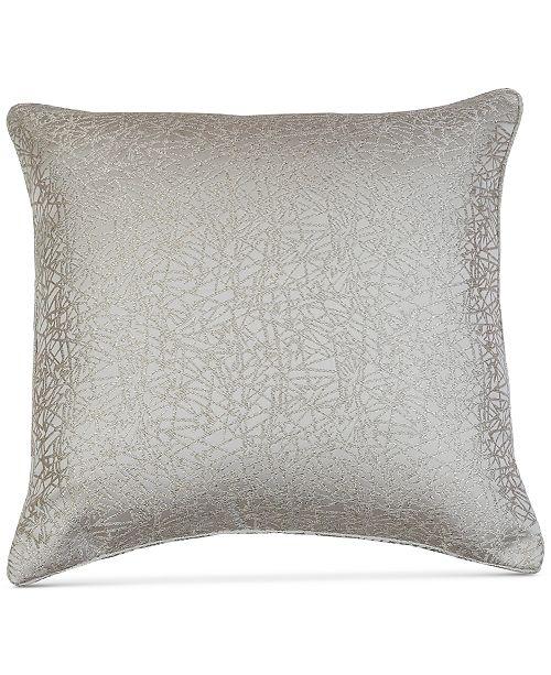 "THRO Evelyn Jacquard 20"" x 20"" Decorative Pillow"
