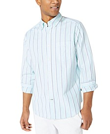 Men's Oxford Stripe Shirt