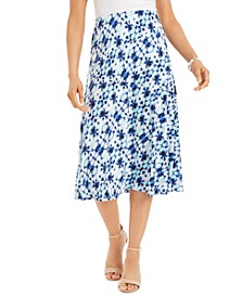 Printed Midi Skirt, Created for Macy's