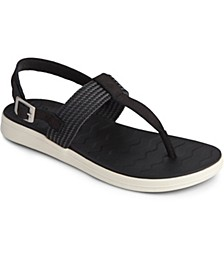 Adriatic Thong Sling Back