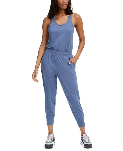 Nike Yoga Women's Dri-FIT Racerback Jumpsuit