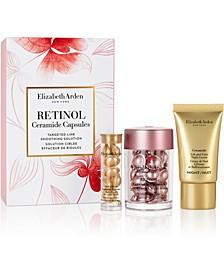3-Pc. Retinol Ceramide Skincare Gift Set