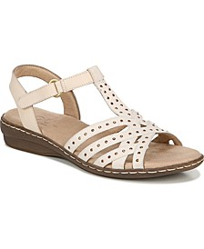 Brielle Ankle Strap Sandals