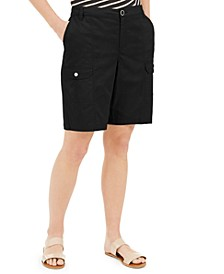 Pocket-Front Shorts, Created for Macy's
