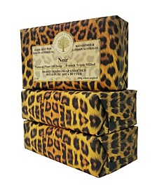 Noir Soap with Pack of 3, Each 7 oz