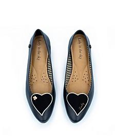 Rigoberta Heart Loafer