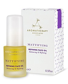 Mattifying Refining Face Oil, 15ml