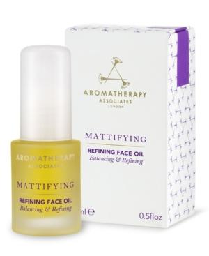 Mattifying Refining Face Oil