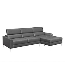 Ember 2-pc Sectional Sofa
