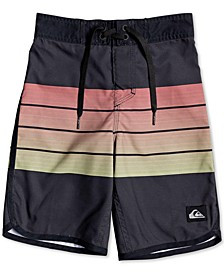 Little Boys Everyday Grass Roots Board Shorts