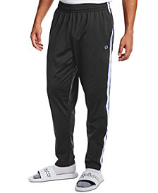 Champion Men's Logo-Stripe Track Pants