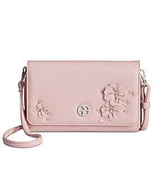 Rosette Wallet Crossbody, Created for Macy's