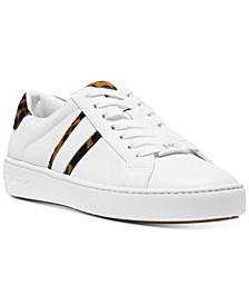 Irving Striped Lace-Up Sneakers