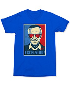 Stan Lee Men's Graphic T-Shirt