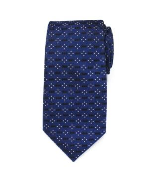 Batman Icon Diamond Dot Men's Tie