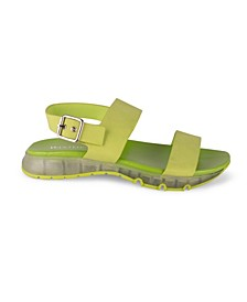 RILEY Women's Sandal with Stretch Straps