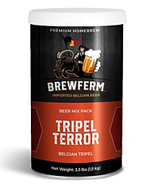 Buckriders Craft Brew Mix - Tripel Terror, 3.3 lbs