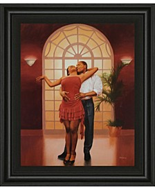 Dancers Framed Print Wall Art Collection
