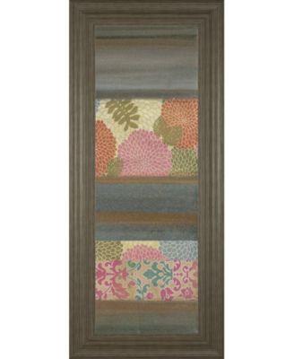Pretty in Pink III by Willie Green-Aldridge Framed Print Wall Art - 18