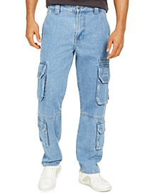 Men's Carpenter-Fit Cargo Jeans