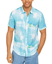 Men's Rogan Splatter Graphic Shirt