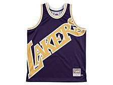 Los Angeles Lakers Men's Big Face Tank Top