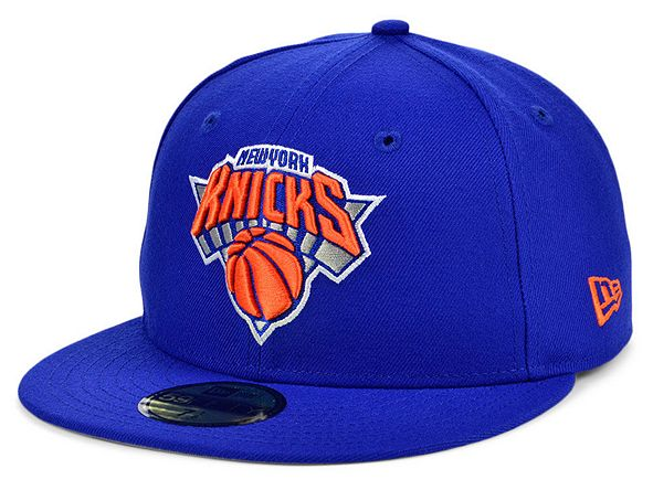 New Era New York Knicks The Circle Patch 59FIFTY-FITTED Cap