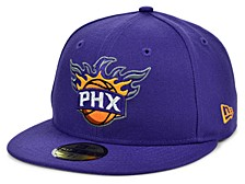 Phoenix Suns The Circle Patch 59FIFTY-FITTED Cap