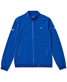 Men's Sport Novak Djokovic Performance Textured Jacket
