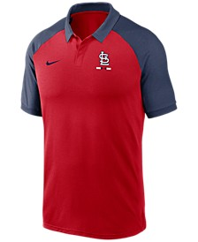 St. Louis Cardinals Men's Legacy Polo Shirt