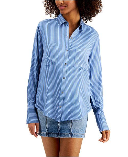 Billabong Juniors' Sail South Striped Shirt