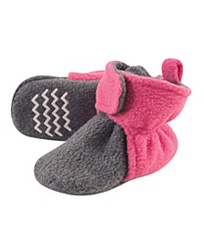 Baby Girls and Boys Cozy Fleece Booties