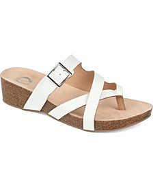 Women's Madrid Wedge Sandal