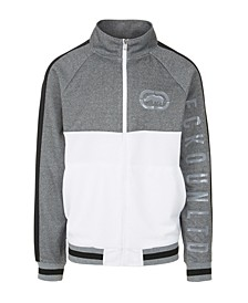 Men's Color Blocked Track Jacket
