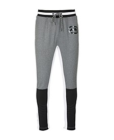 Men's Color Blocked Track Pant