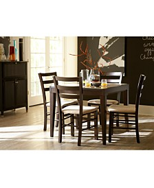 Caf Latte Dining Room Furniture Collection Created For Macys