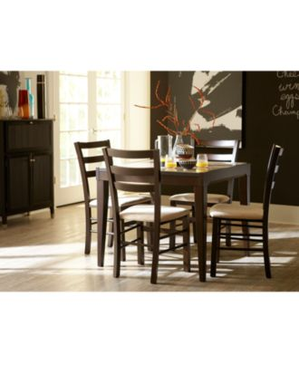 café latte dining room furniture collection, created for macy's