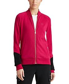 Athleisure-Inspired Jacket