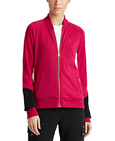 Lauren Ralph Lauren Athleisure-Inspired Jacket